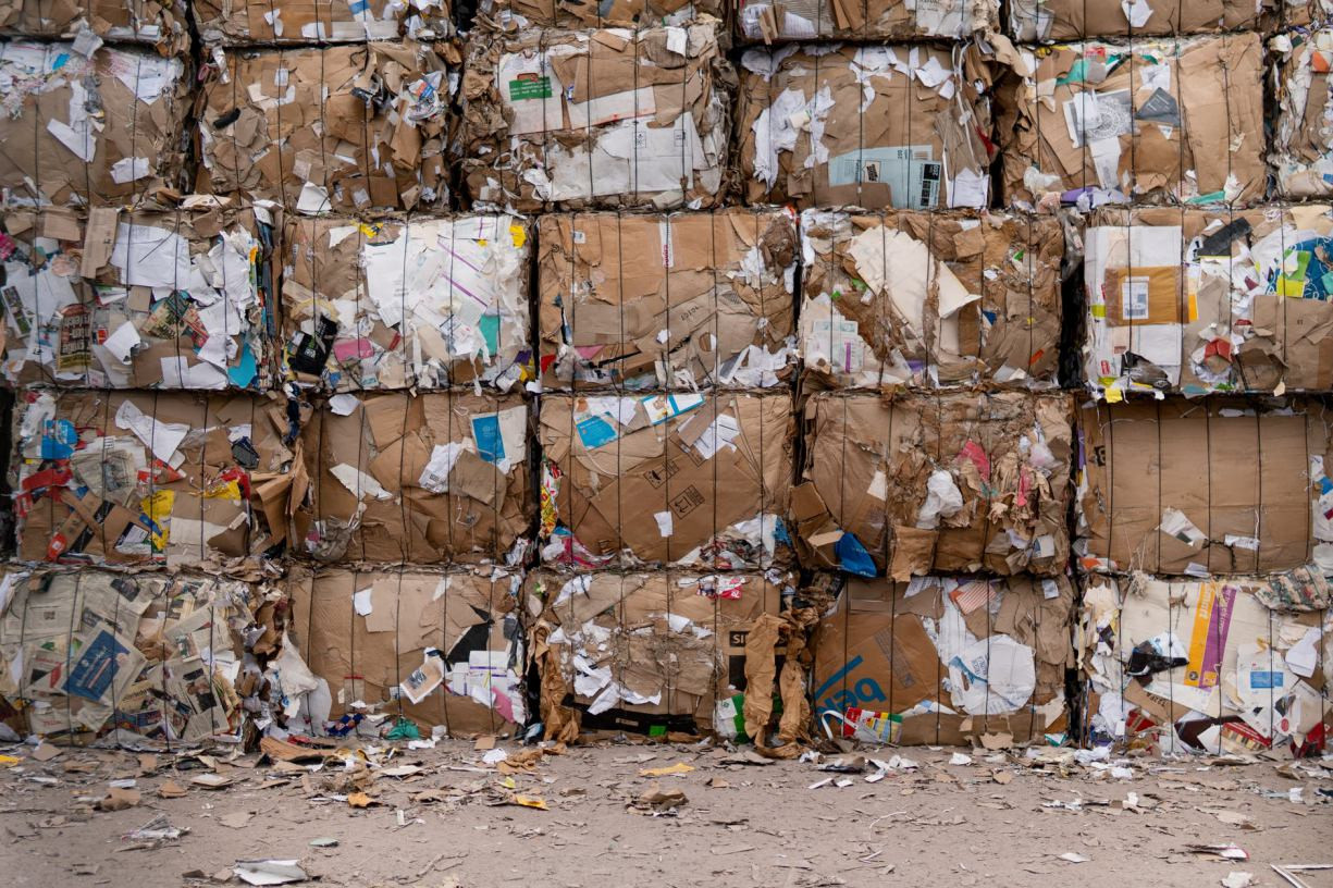 Zakład Zagospodarowania Odpadów w Sierznie k. Bytowa przeszedł kolejną modernizację
