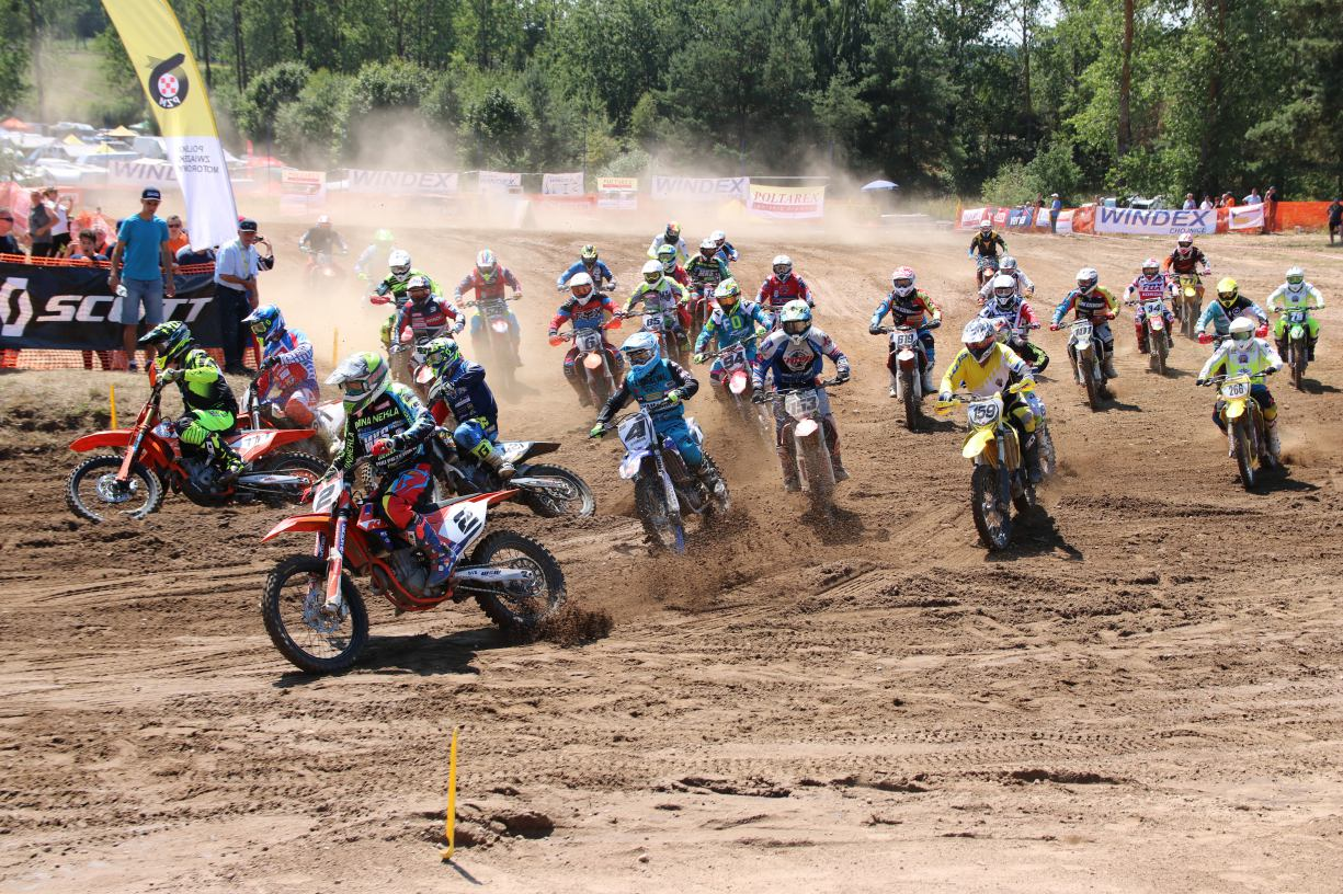 Znamy już nowy termin Mistrzostw Polski w Motocrossie na torach w Człuchowie i Więcborku