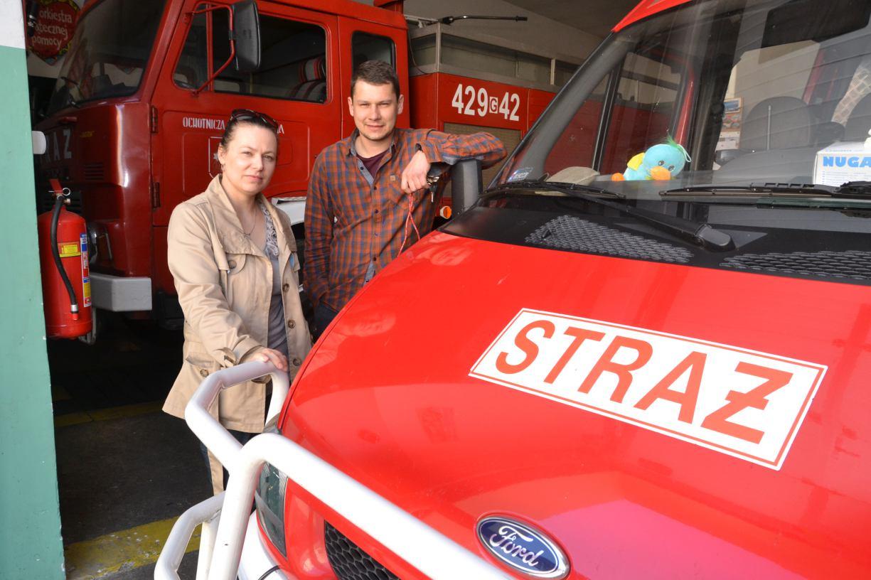 Strażacy OSP w Czarnem nie wyjechali w czerwcu do dwóch akcji. Czy to protest?