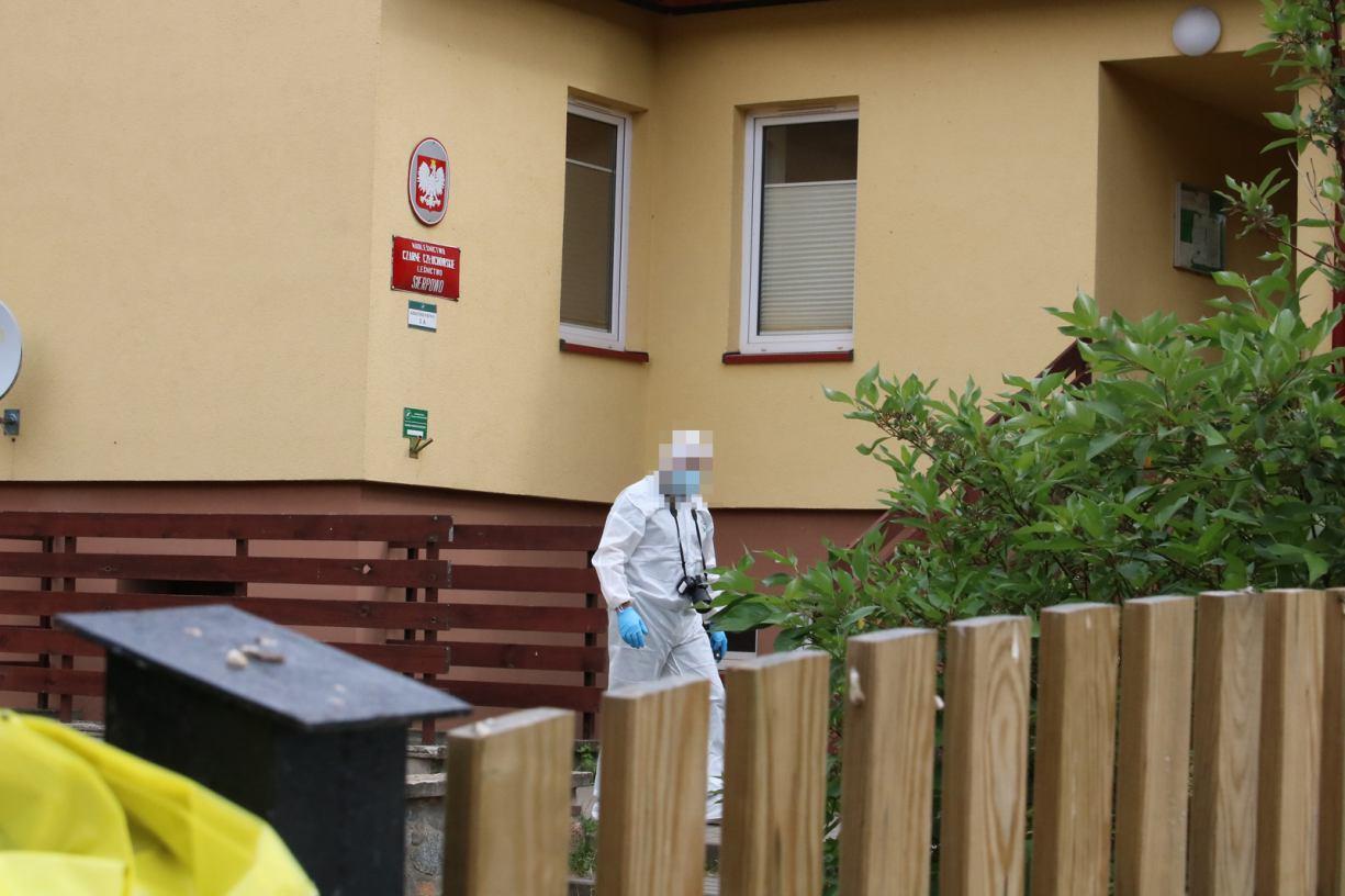 Śledczy mają już ustalenia w sprawie morderstwa i samobójstwa w Krzemieniewie w gminie Czarne