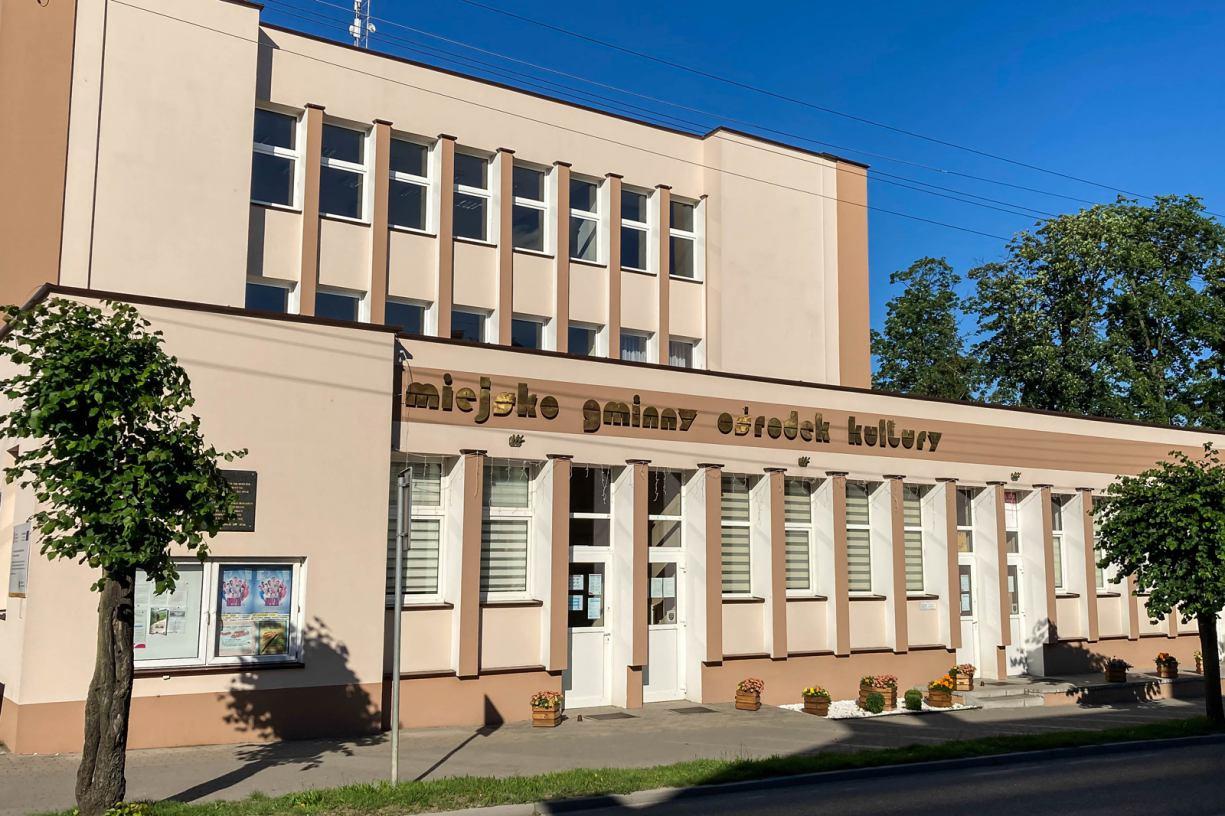Miejsko - Gminny Ośrodek Kultury w Więcborku przygotowuje się do kolejnej edycji muzycznego lata