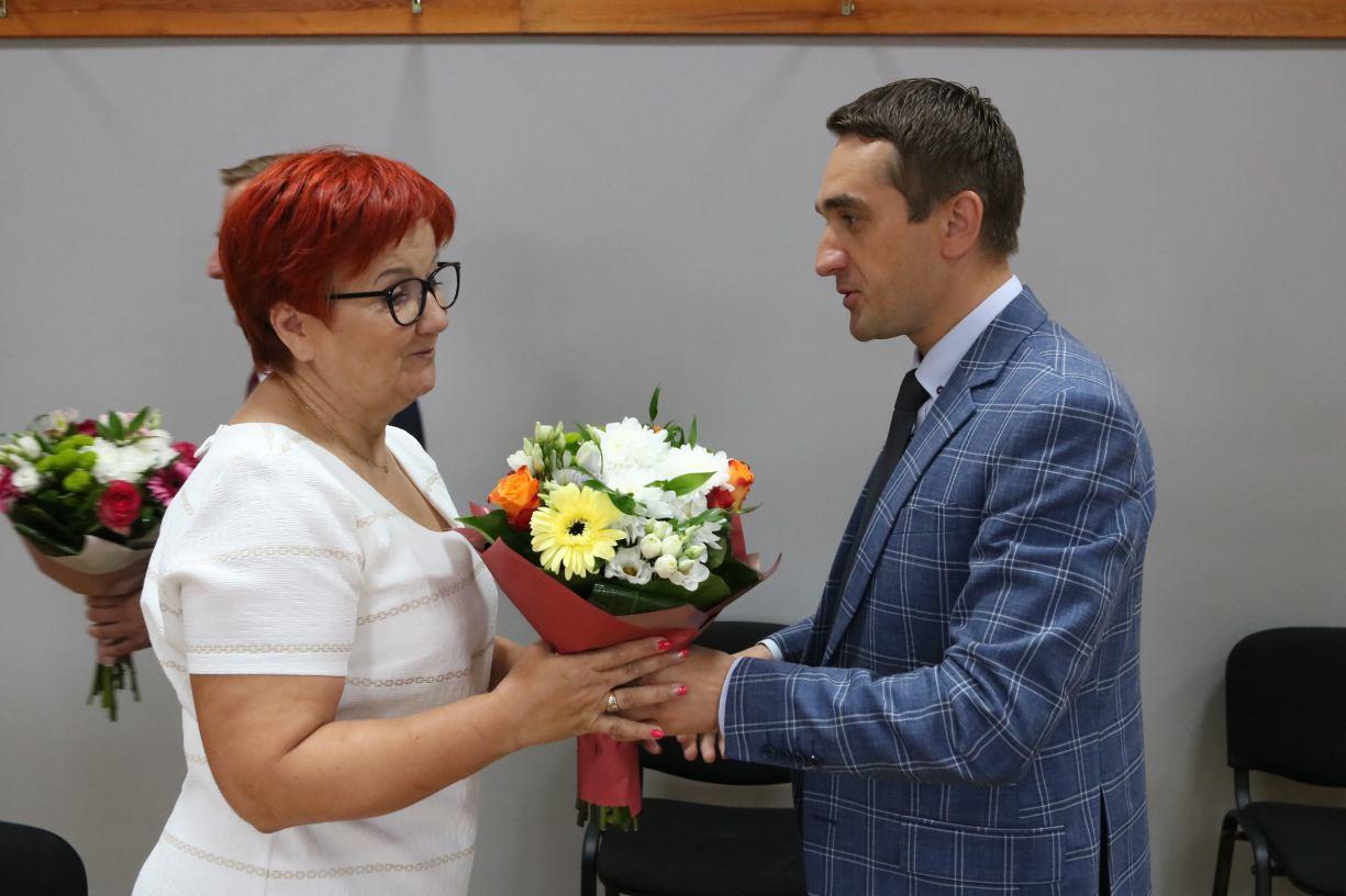 Wójt gminy Rzeczenica Marcin Szulc pozytywnie oceniony przez radnych