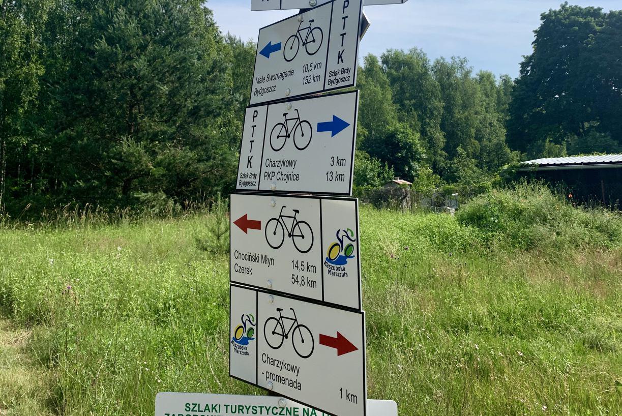 Dobre wiadomości dla rowerzystów. W przyszłym roku w gminie Chojnice powstanie kolejne 20 km ścieżek rowerowych