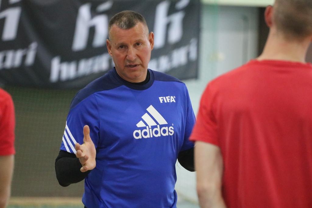 Oleg Zozulya wrócił do Red Devils Chojnice. Zobacz zdjęcia z pierwszego treningu zespołu FOTO