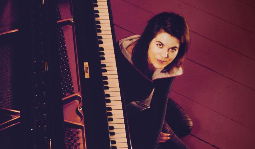 Międzynarodowej sławy pianistka, Barbara Drążkowska wystąpi w swoim rodzinnym mieście