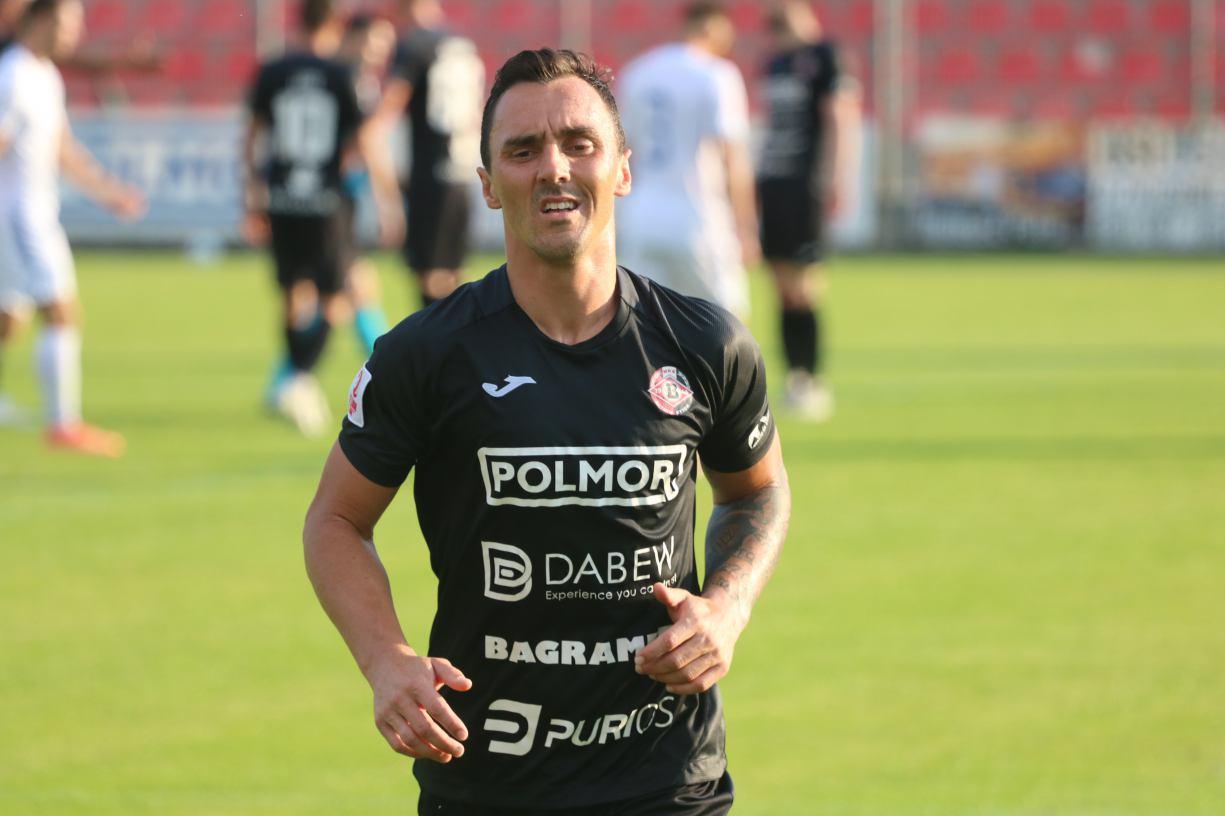 Po roku gry w Bytovii Bytów Daniel Feruga rozstaje się z klubem