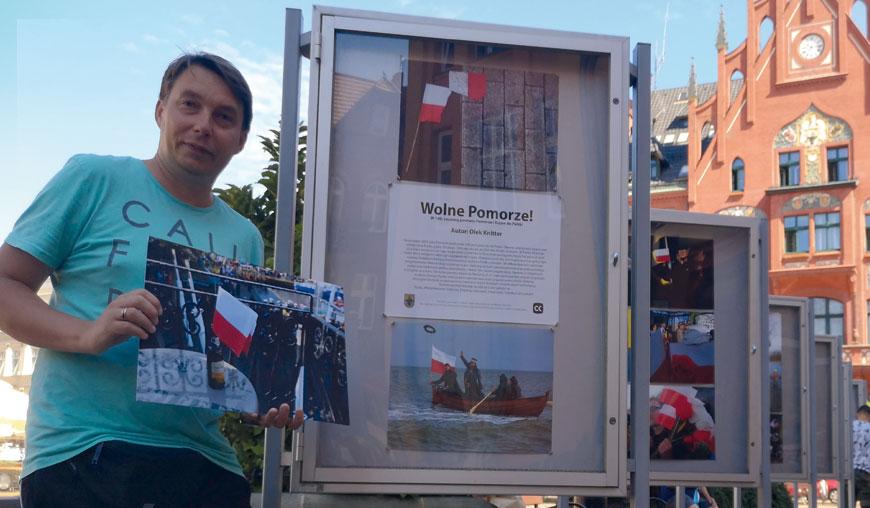 Jak uczciliśmy setną rocznicę powrotu do Polski? Można to zobaczyć na zdjęciach Olka Knittera na chojnickim rynku