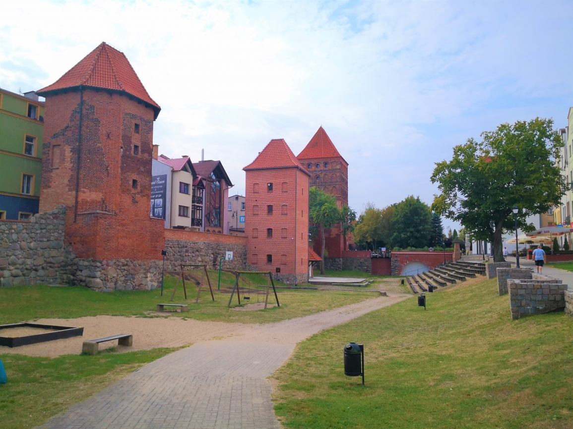 Modernizacja Fosy Miejskiej w Chojnicach