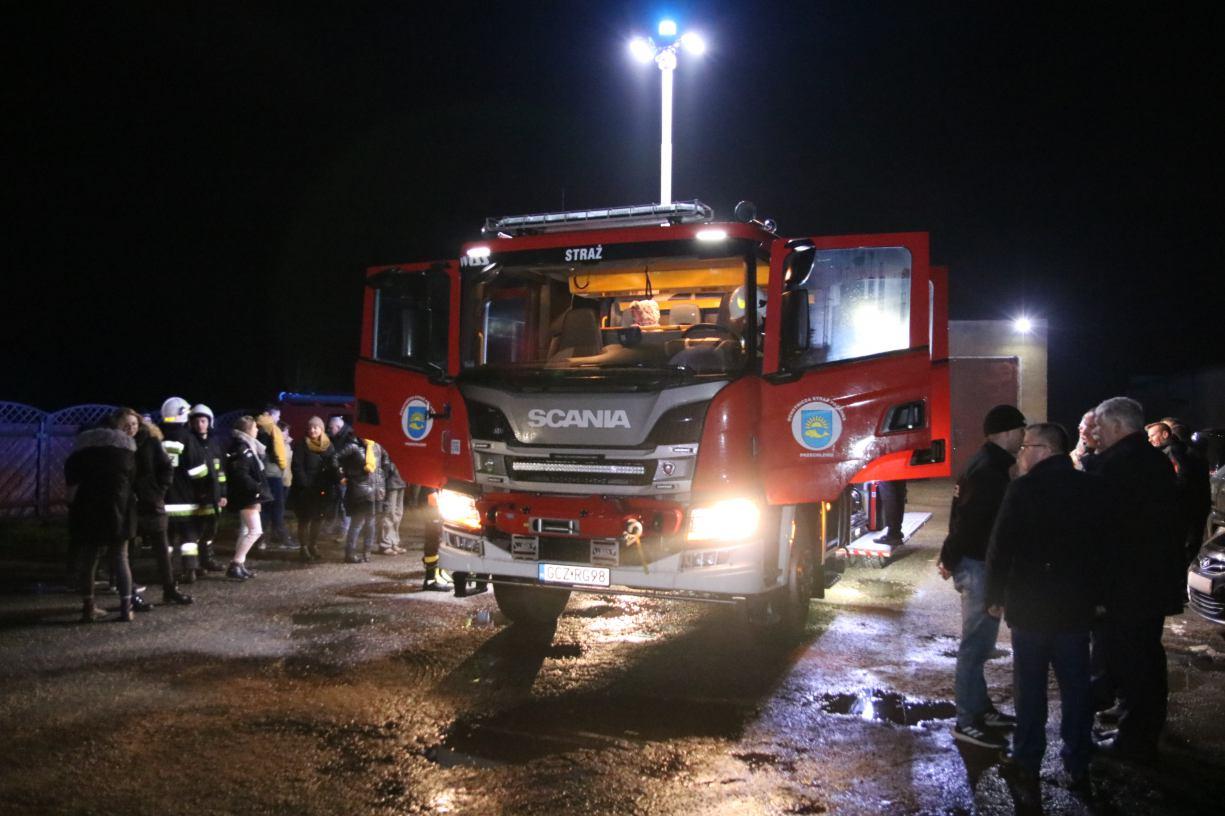 W Przechlewie powstanie remiza Ochotniczej Straży Pożarnej ze stanowiskiem dla karetki