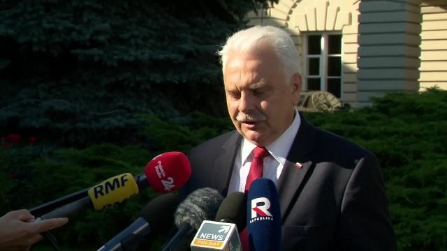 Wiceminister zdrowia 10 powiatów w strefach żółtych i czerwonych