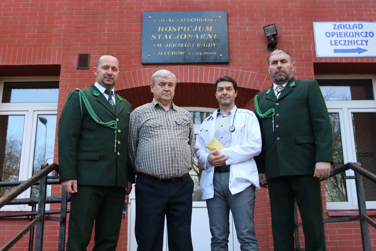Były już kierownik hospicjum i ZOL-u w człuchowskim szpitalu wyjaśnia powody swojej rezygnacji
