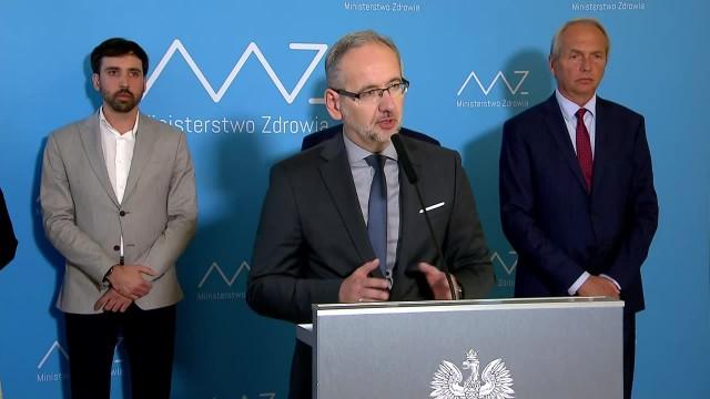 Minister zdrowia Lekarze POZ będą mogli w niektórych przypadkach kierować pacjentów na testy na COVID-19 bez badania