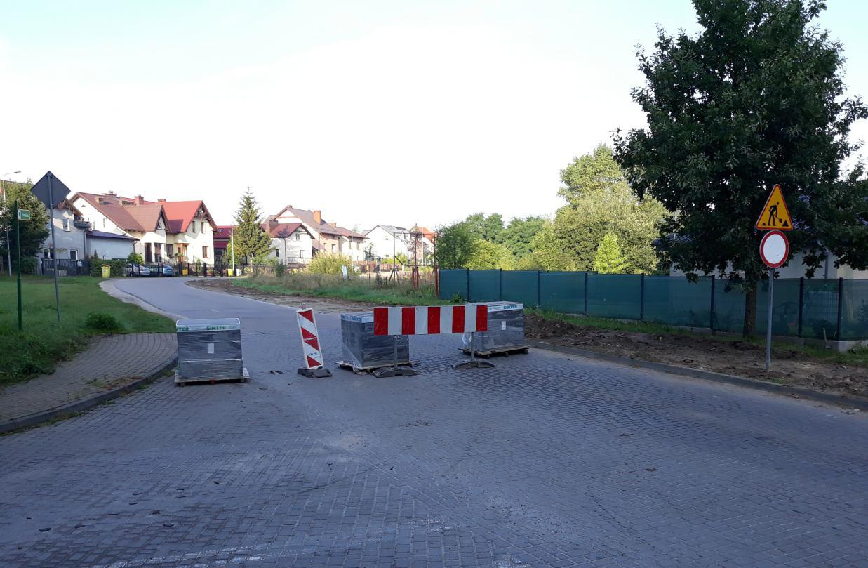 Dziś 16.09 zamknięta dla ruchu będzie ulica Czereśniowa. To jeden z dojazdów do szpitala w Chojnicach