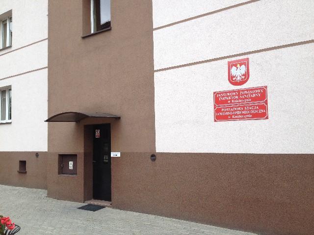Pięcioro pracowników kościerskiego sanepidu zakażonych koronawirusem. Wszyscy pozostali trafili na kwarantannę