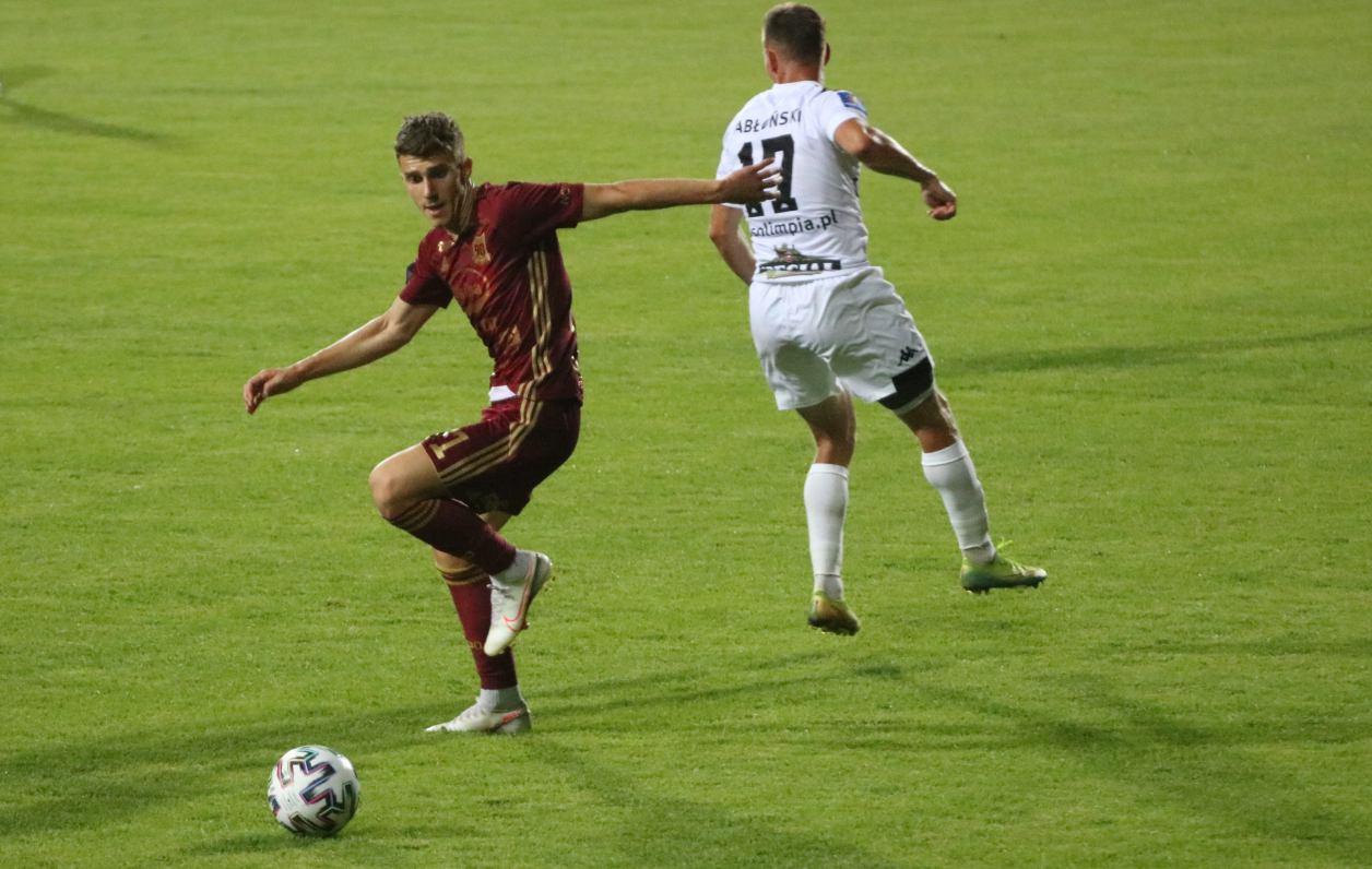 Lider z Chojnic zagra z najsłabszą drużyną początku sezonu w II lidze