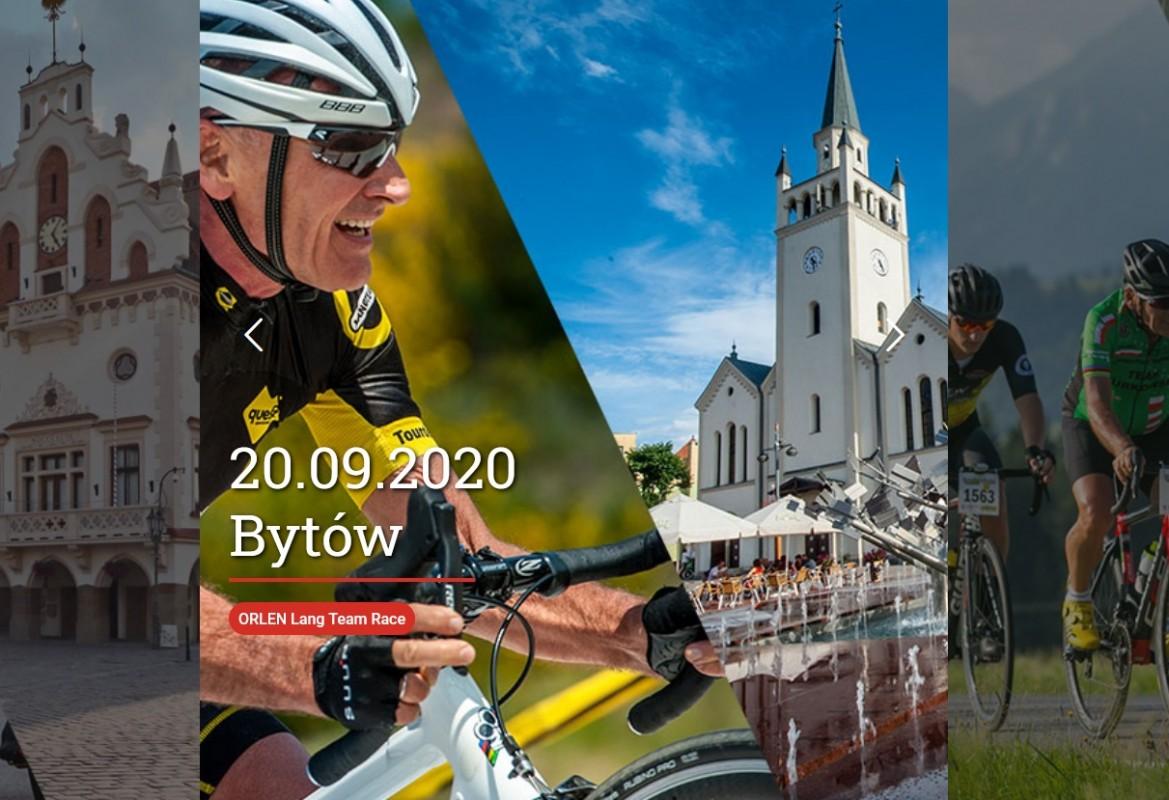 W Bytowie w niedzielę 20.09. odbędzie się szosowy wyścig kolarski dla amatorów