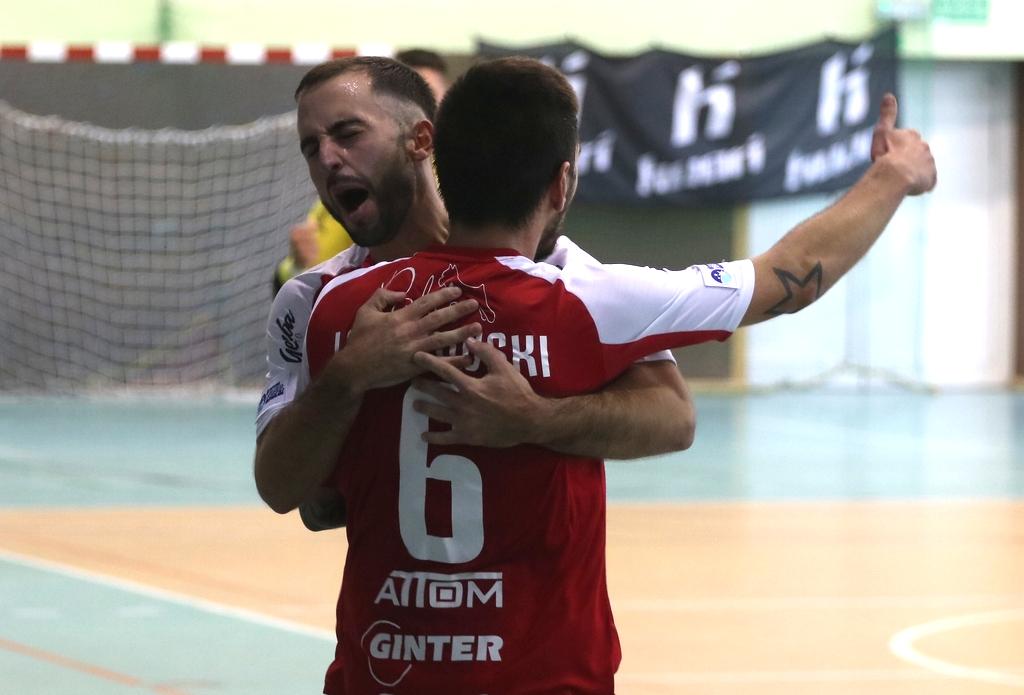 Chłopacy wszystko wykonali na 100 procent. Od zwycięstwa Czerwone Diabły zaczęły sezon w Futsal Ekstraklasie FOTO