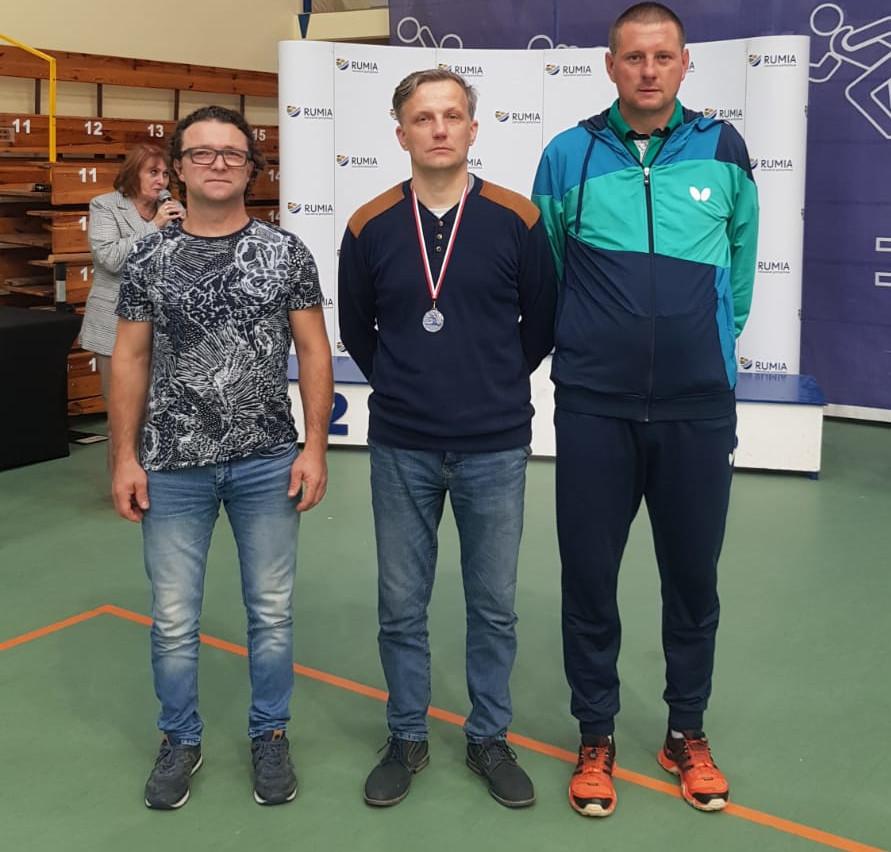 Dobre występy chojniczan w weekendowych turniejach tenisa stołowego w Rumi i Toruniu