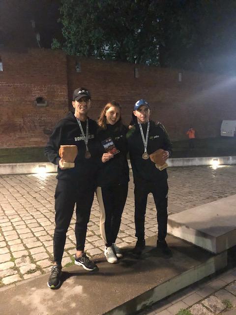Dariusz Ławecki z Człuchowa zdobył kolejny brąz Mistrzostw Polski w Triathlonie na dystansie pełnego Ironmana