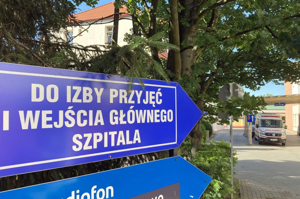 Oddział intensywnej terapii w szpitalu w Więcborku zamknięty. To już drugi oddział, który nie działa z powodu koronawirusa