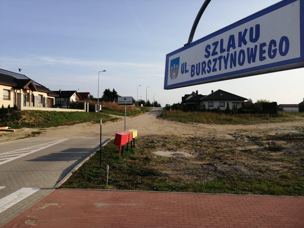 Szlaku Bursztynowego i część Pomorskiej - te ulice chcą w przyszłym roku wyremontować władze Więcborka