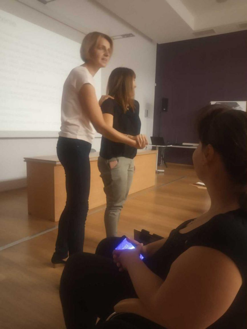 W Chojnicach, z inicjatywy stowarzyszenia Szukam drogi, rozmawiano o chorych na Alzheimera