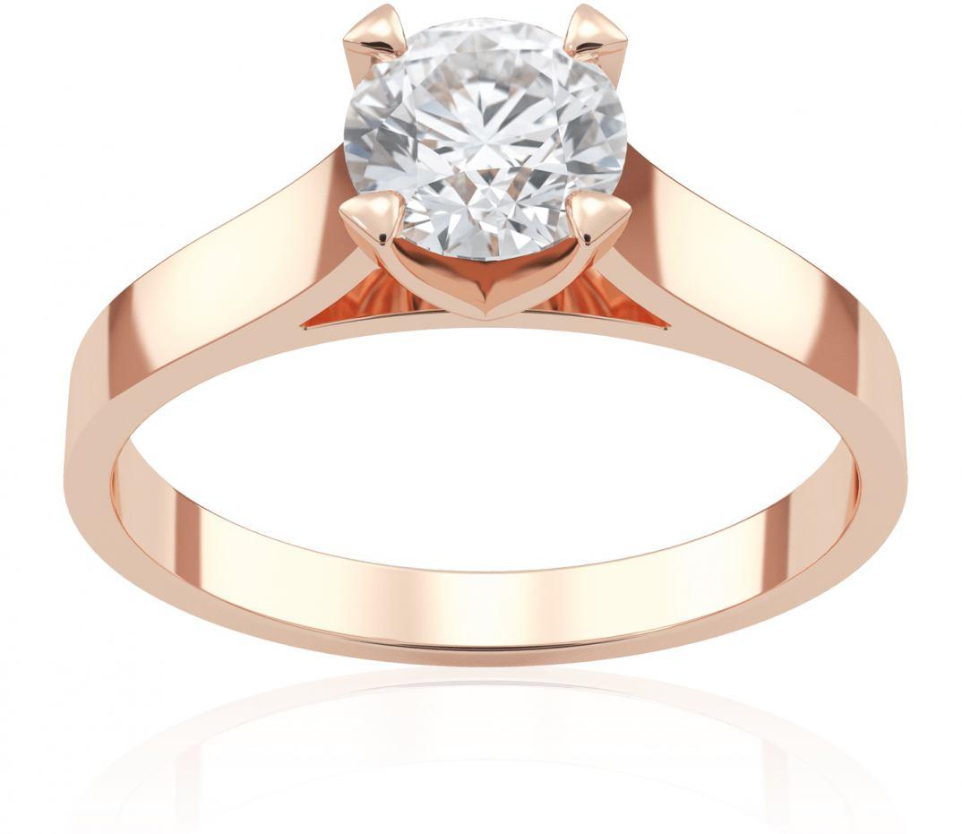Różowe złoto - nowy trend w pierścionkach zaręczynowych