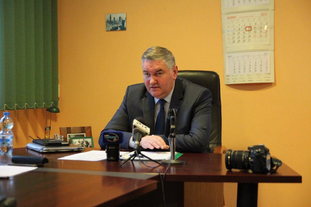 Jarosław Katulski, prezes spółki Szpital Tucholski, został objęty kwarantanną
