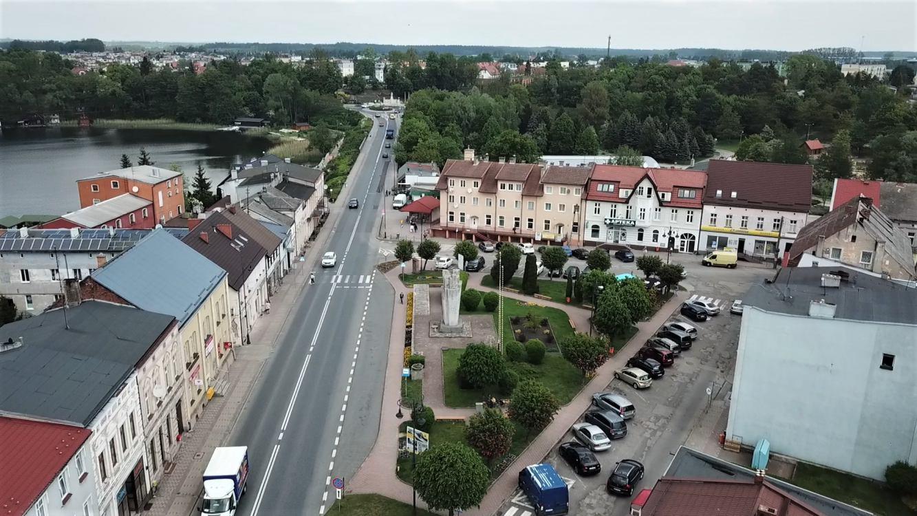 Czy centrum Sępólna Krajeńskiego zostanie zabetonowane? Ruszyła rewitalizacja Placu Wolności. Rozmowa z burmistrzem