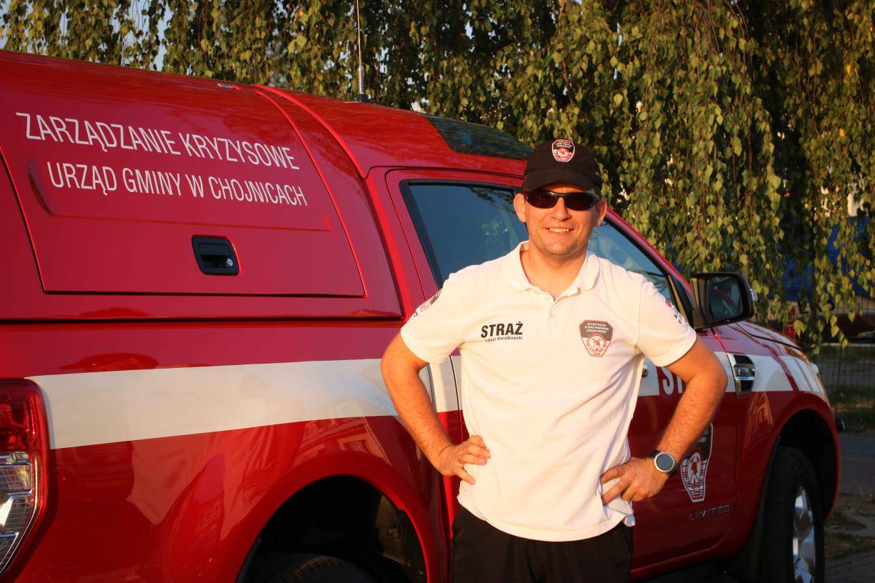 OSP w Charzykowach odwołuje zaplanowaną na piątek uroczystość przekazania nowego wozu ratowniczo-gaśniczego