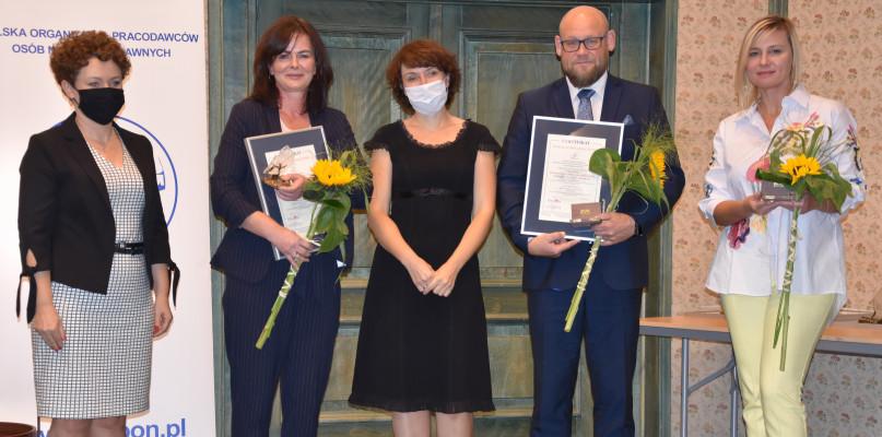 Zakład Aktywności Zawodowej w Tucholi z nagrodą Lodołamacze