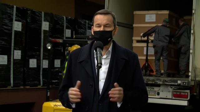 Premier Nie wykluczamy kolejnych obostrzeń, ale idziemy drogą środka