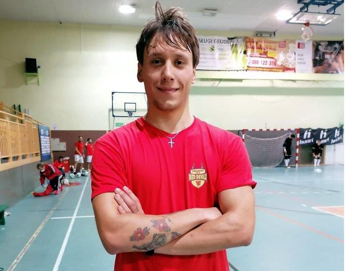Kolejny obcokrajowiec w Red Devils Chojnice. Do zespołu z Futsal Ekstraklasy dołączył Marvin Perkovic