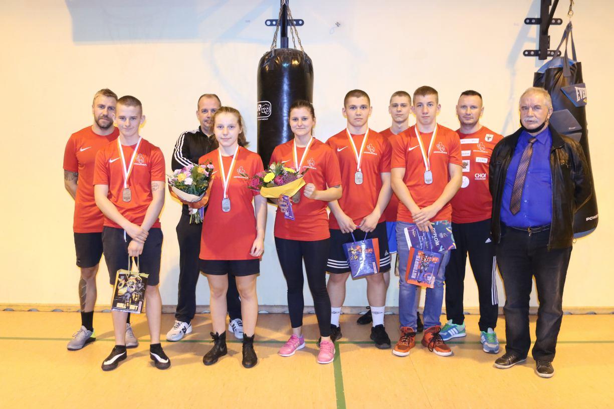 Boxing Team Chojnice najlepszym klubem w Polsce