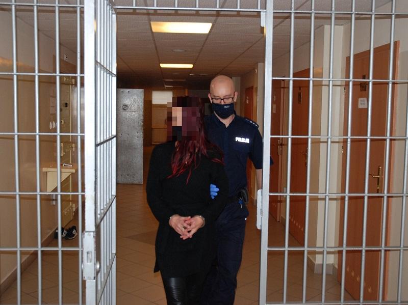 Człuchowska policja złapała parę, która dokonała rozboju