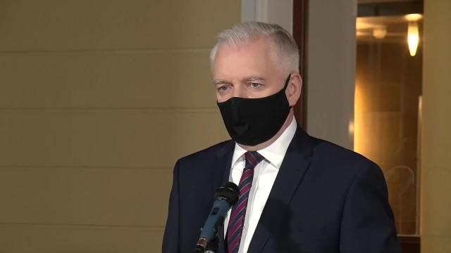 Walczymy o życie polskiej gospodarki. Wicepremier J. Gowin rozmawiał z przedstawicielami branży meblarskiej
