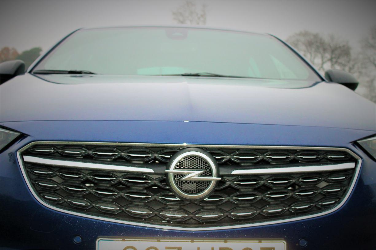Komfortowy długodystansowiec. Nowy Opel Insignia.