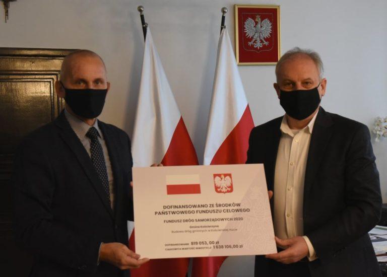 Gmina Kościerzyna szykuje się do kolejnych remontów dróg