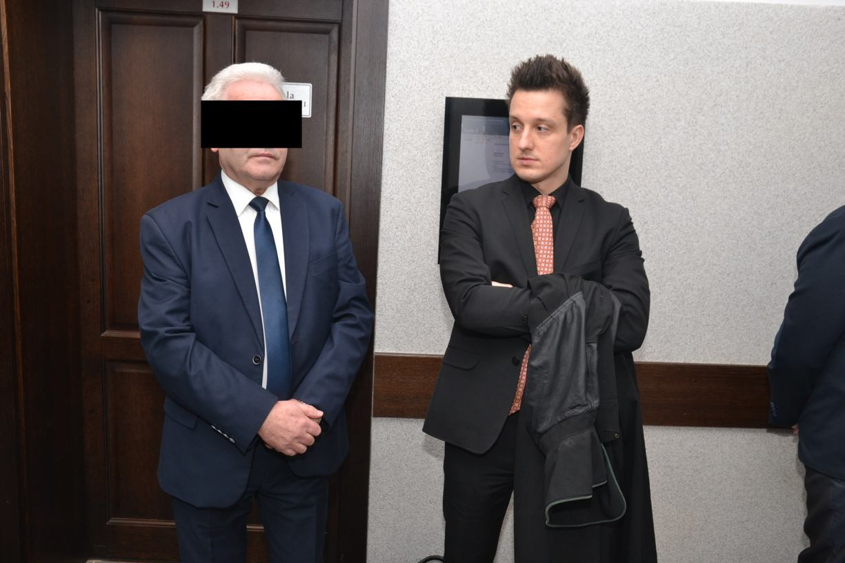 Po uprawomocnieniu się wyroku były burmistrz Debrzna Mirosław B. straci pracę w Starostwie Powiatowym w Złotowie