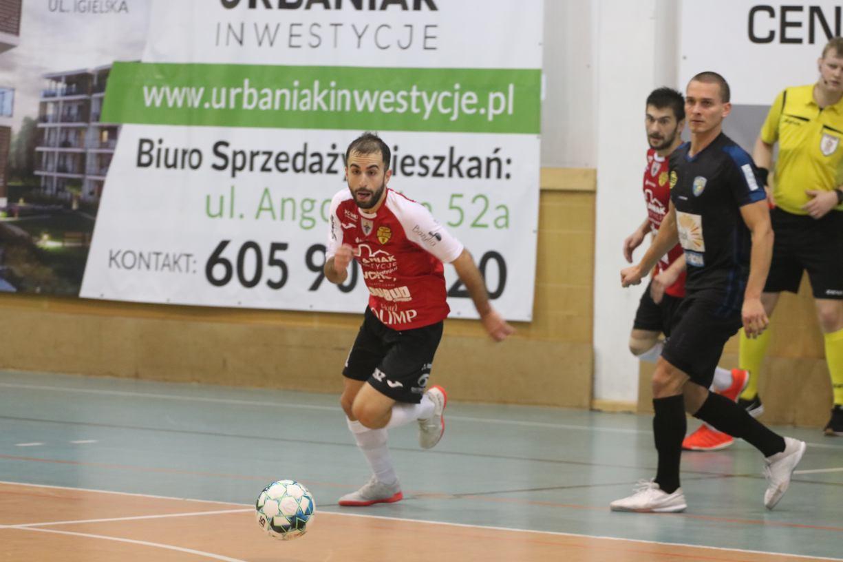 Czerwone Diabły odrabiają zaległości. Dziś 4.12 mecz Red Devils Chojnice - P.A. Nova Gliwice