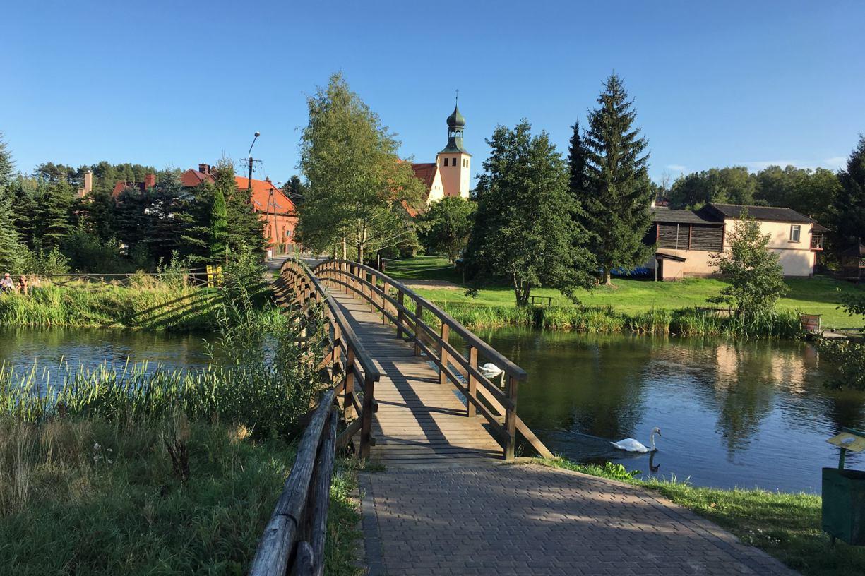 Gmina Chojnice chce budować parking w centrum Swornegaci. Zleciła już prace projektowe