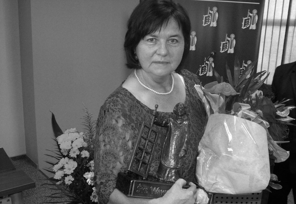 Nie żyje Danuta Wańke, była wieloletnia radna gminy Sępólno Krajeńskie i laureatka nagrody św. Wawrzyńca