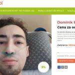 Chojnice:  | Mieszkaniec Charzyków walczy z mukowiscydozą. Pojawiła się szansa na kurację nowym lekiem. Sprawdź, jak możesz pomóc