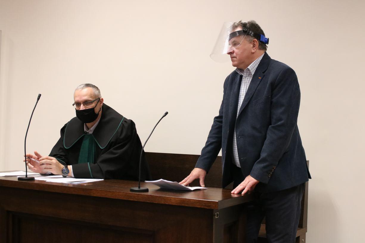 Kierownik GOPS-u w Człuchowie i radny powiatowy Ryszard Wójcik uznany winnym niedopełnienia obowiązków