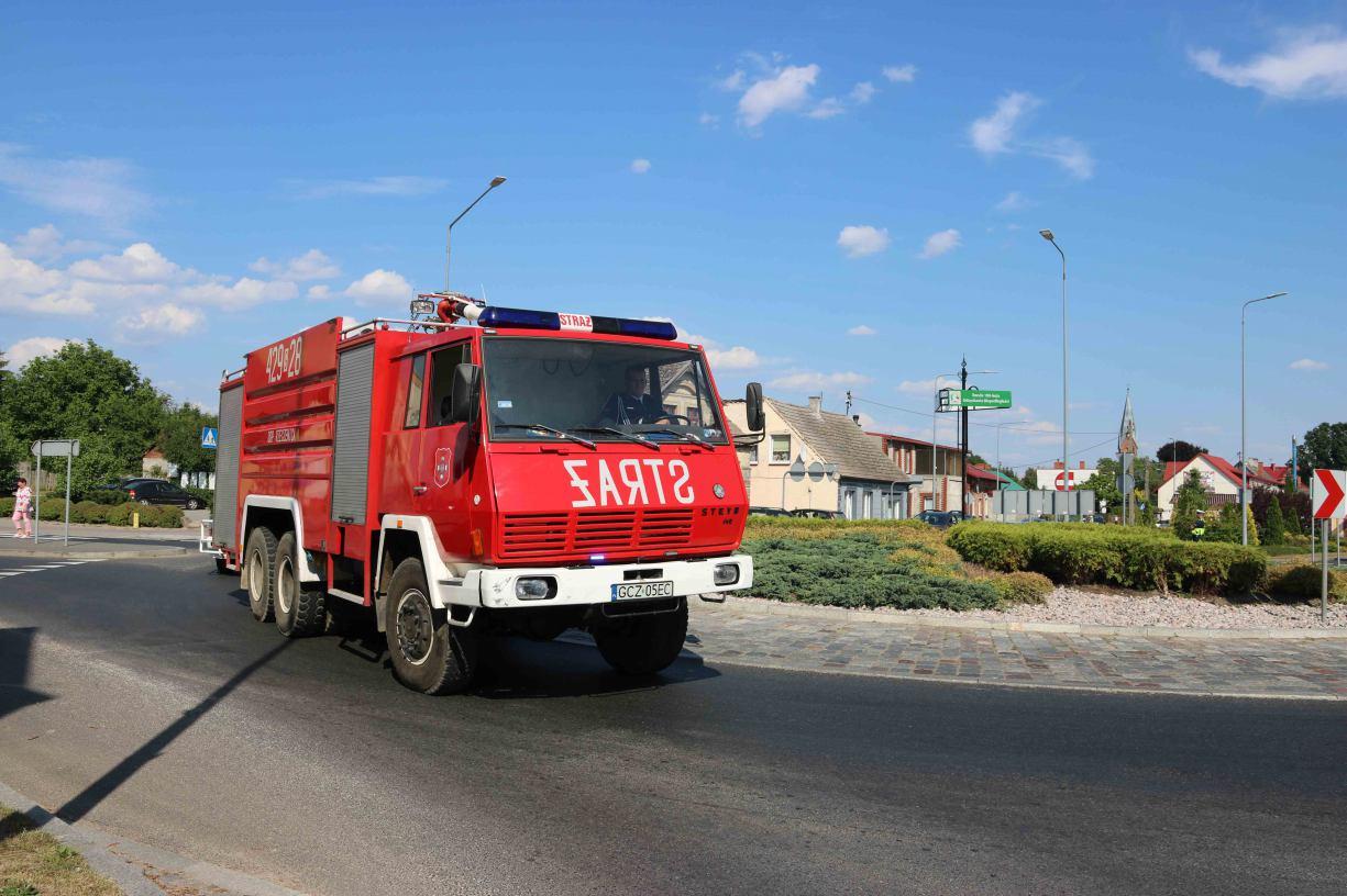 Ochotnicza Straż Pożarna w Rzeczenicy w tym roku ma otrzymać upragniony, nowy wóz bojowy