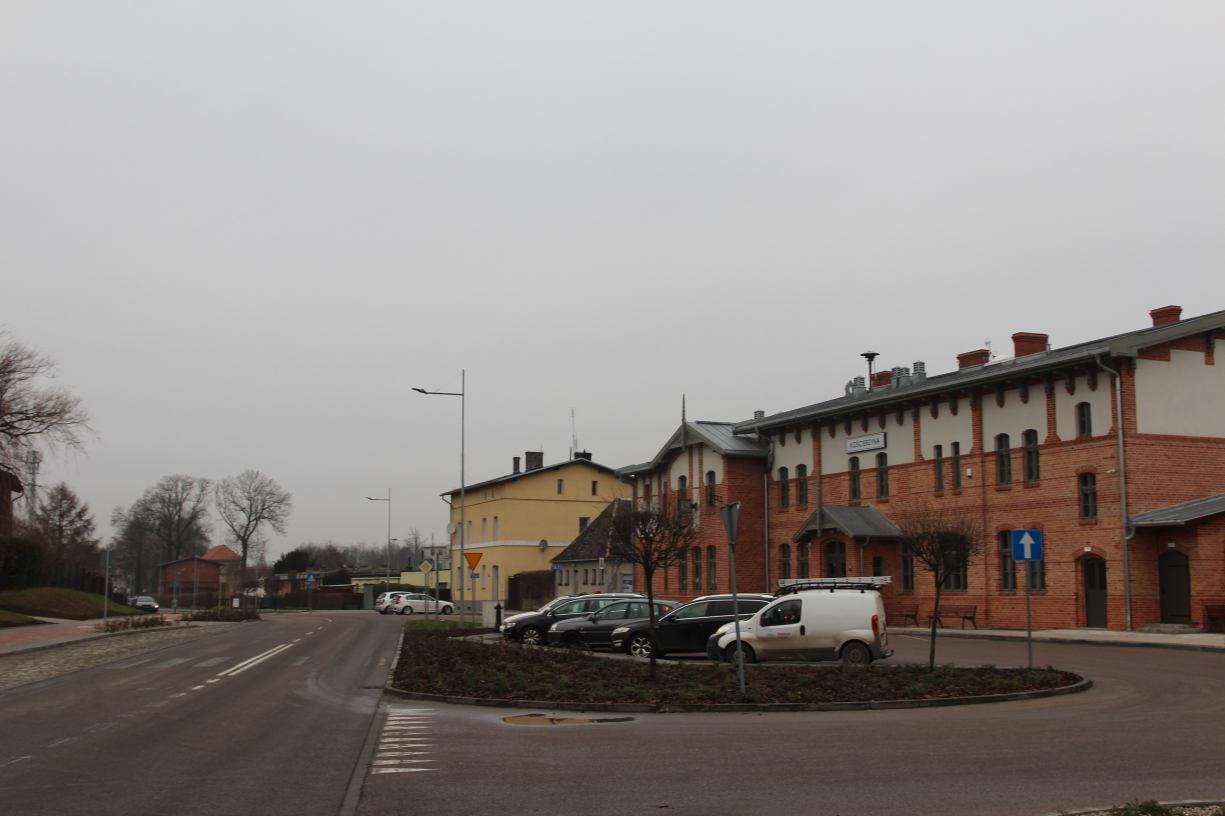 System miejskiego monitoringu w Kościerzynie rozbudowany o kolejne urządzenia. Zainstalowano 9 nowych kamer