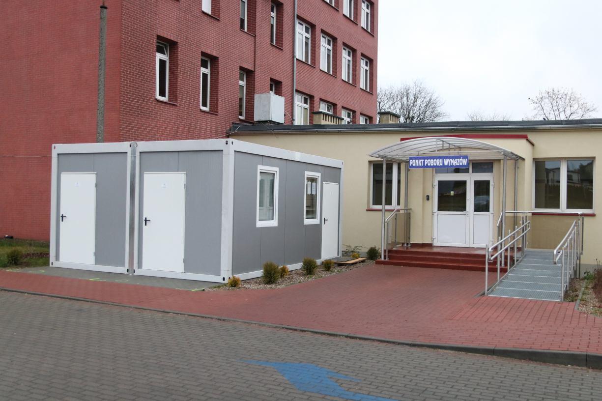Pracownicy wszystkich szkół podstawowych w powiecie człuchowskim przystąpili do badań przesiewowych pod kątem SARS-CoV-2