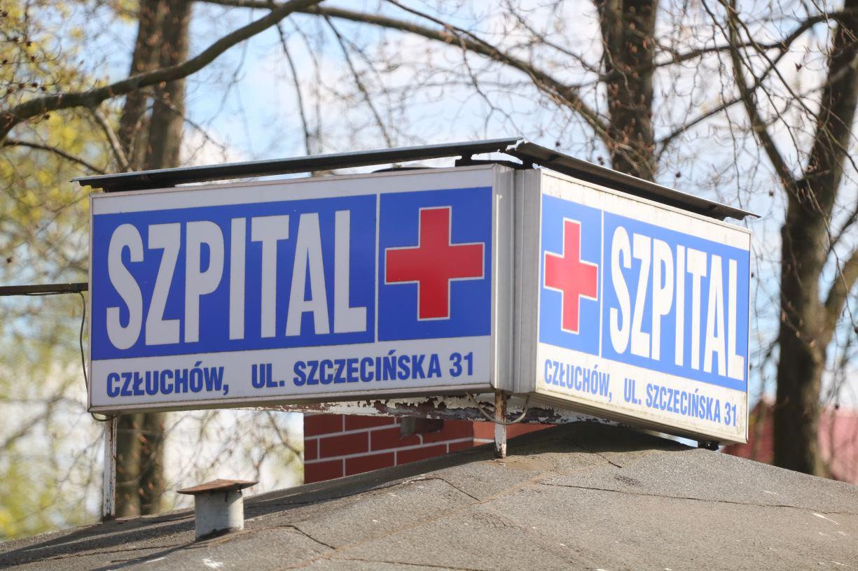 Rezygnacja ordynatora kolejnego oddziału Szpitala Powiatowego w Człuchowie