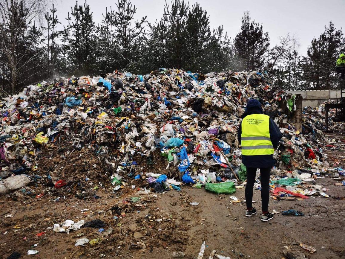 Prokuratura Rejonowa w Tucholi zajmuje się wysypiskiem śmieci na osiedlu Leśnym. Sprawdza, czy jest legalne