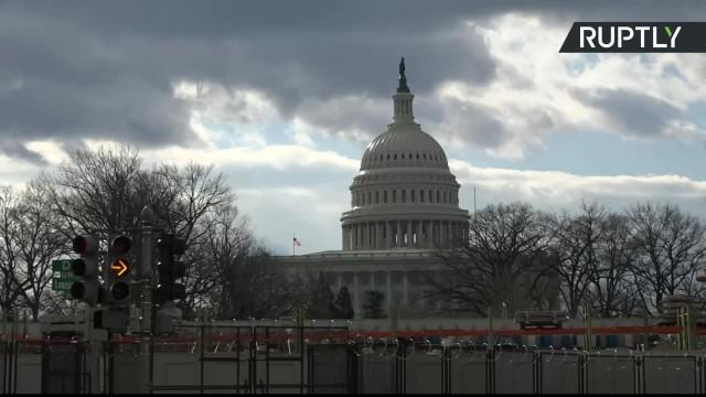 Uroczystości inaugurujące prezydenturę J. Bidena zakończone. Kapitol wciąż chroniony przez Gwardię Narodową i policję
